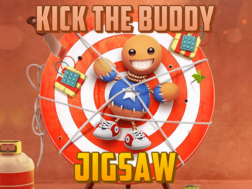 Kick the Buddy Jigsaw