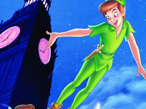 Peter Pan Jigsaw Puzzle Collection